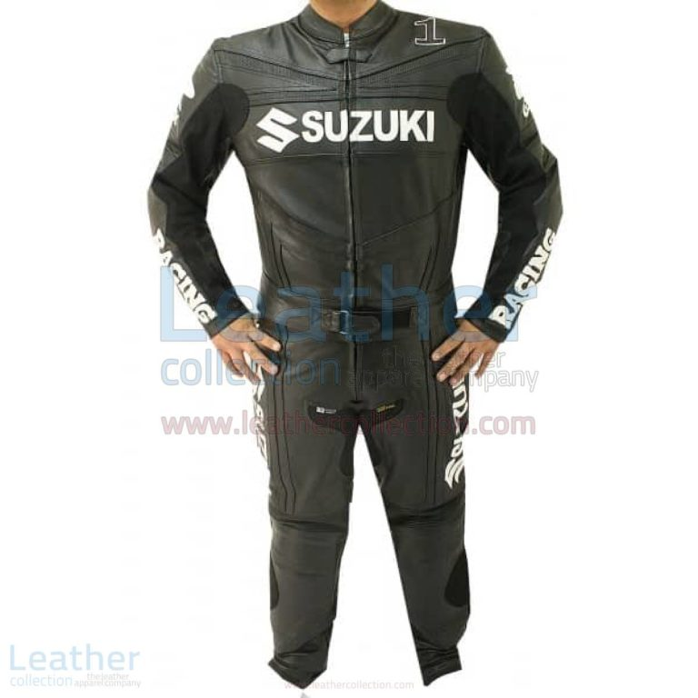 Suzuki Leather Racing Suit – Suzuki Suit