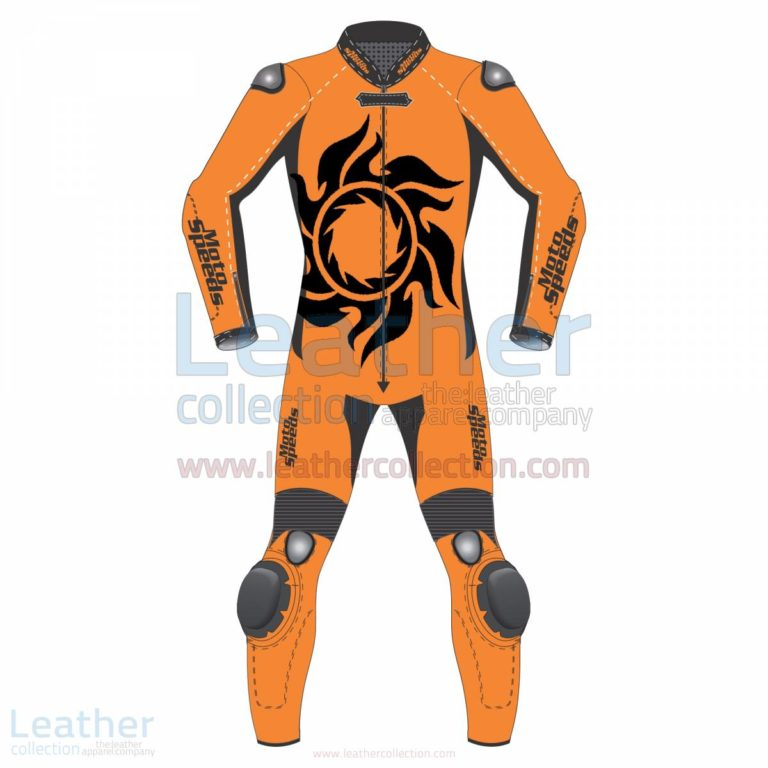 Tattoo Leather Motorcycle Suit –  Suit