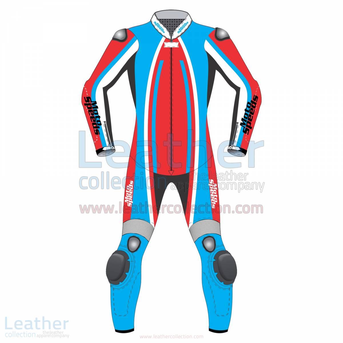 Track Leather Race Suit