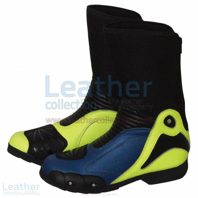 Valentino Rossi 2015 MotoGP Boots – Yamaha Boot