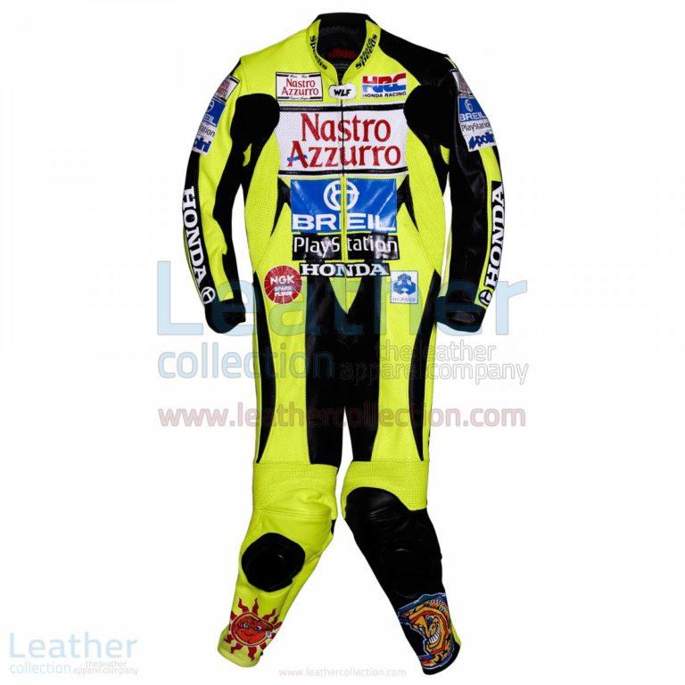Valentino Rossi Honda GP 2000 Race Suit – Honda Suit