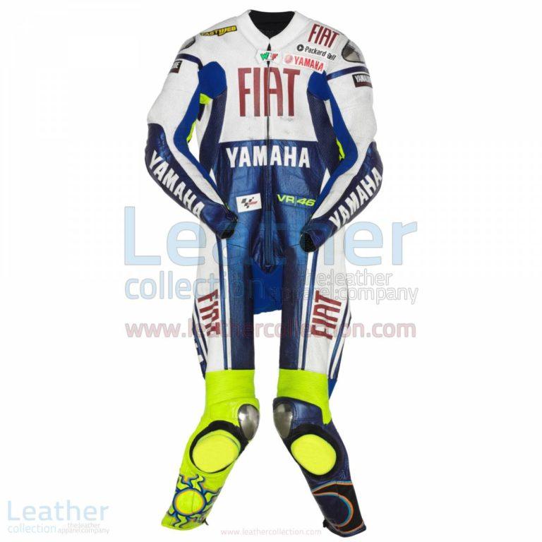 Valentino Rossi Yamaha Fiat MotoGP 2009 Suit – Yamaha Suit