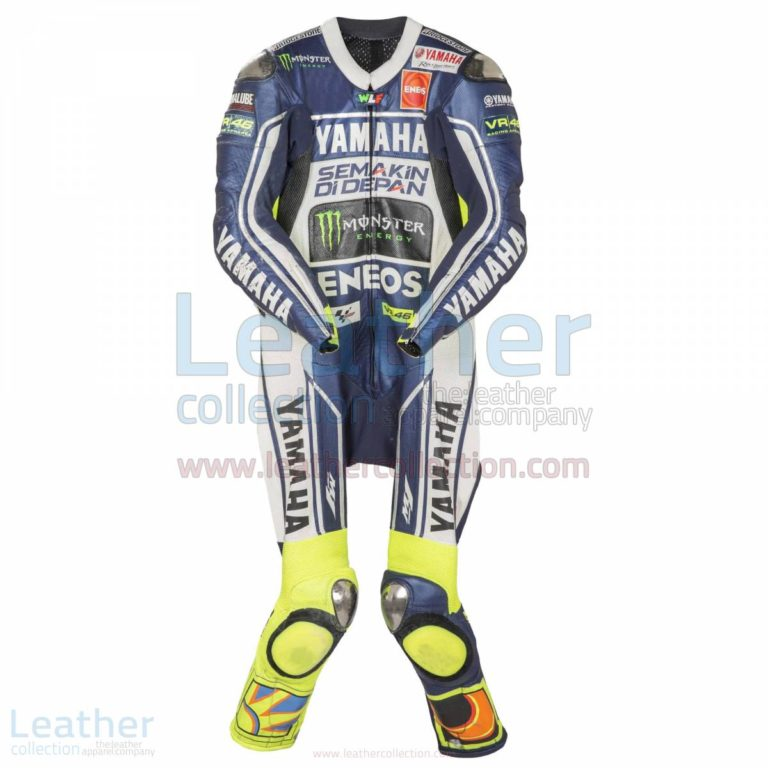 Valentino Rossi Yamaha MotoGP 2013 Suit – Yamaha Suit