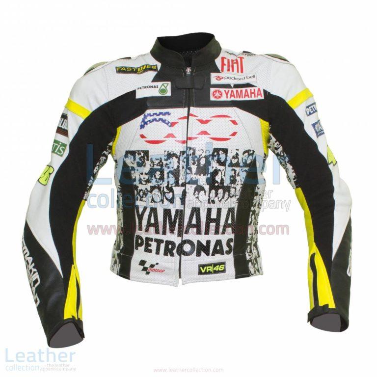 Valentino Rossi Yamaha Petronas Jacket – Yamaha Jacket