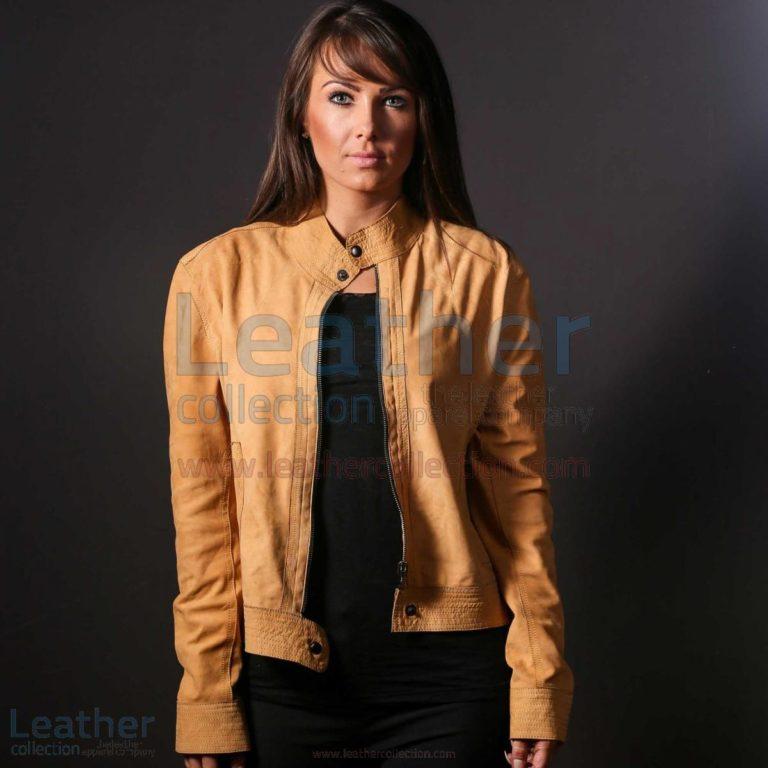Vivo Women Leather jacket –  Jacket