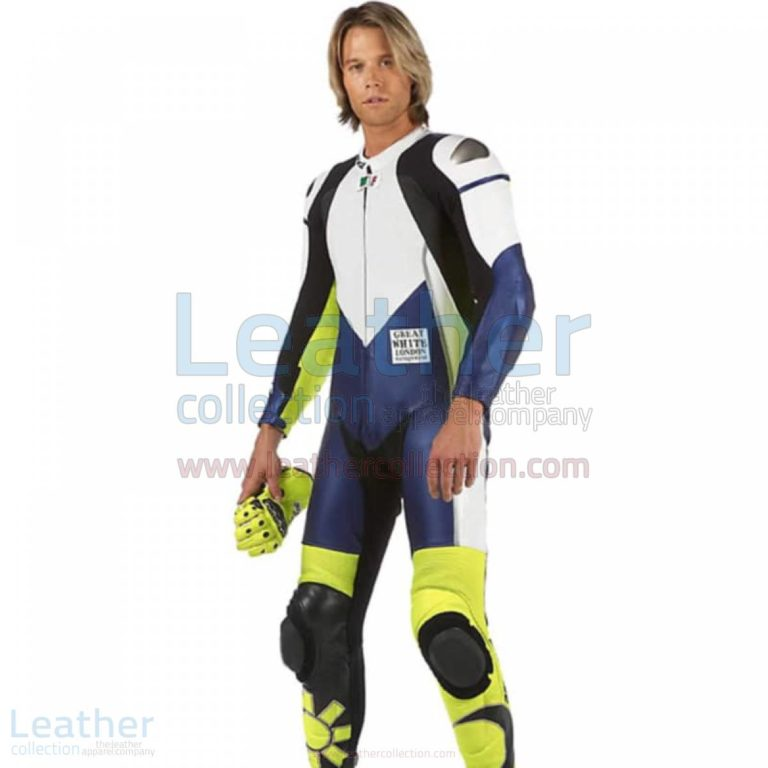 VR46 Racing Leather Suit –  Suit