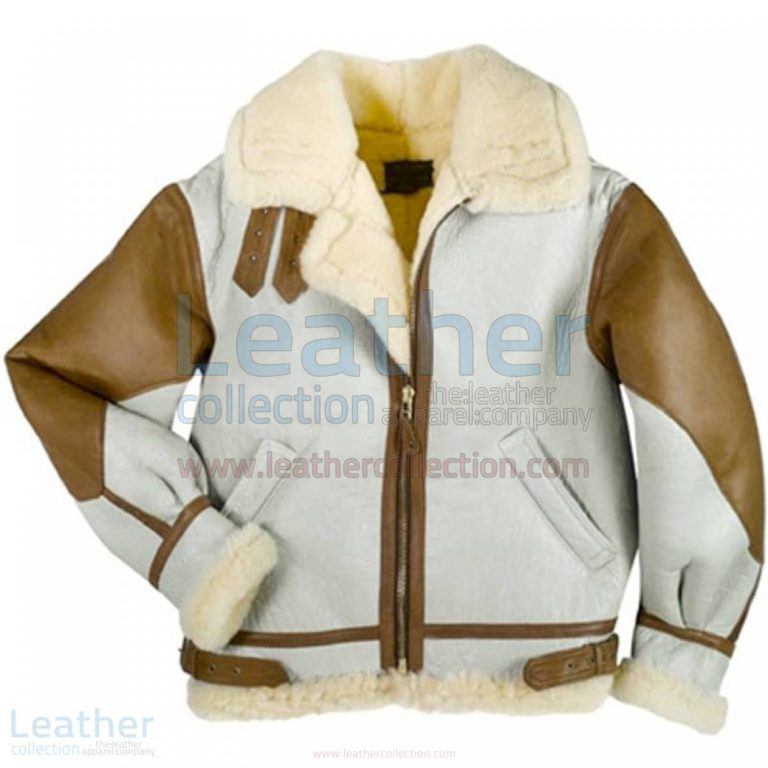 Winter Fur Leather Jacket –  Jacket