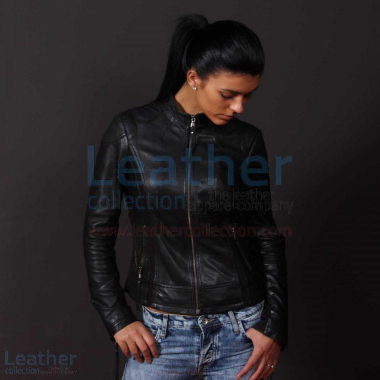 Women Leather Adore Jacket –  Jacket