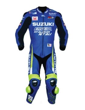 Motogp leather suit 2017 Collection