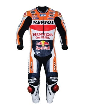 Motogp leather racing suit 2016