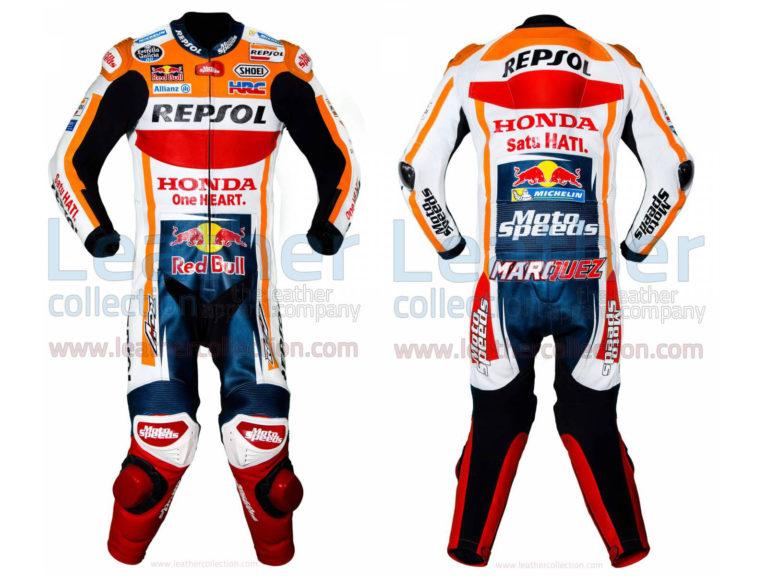 MARC MARQUEZ HONDA REPSOL MOTOGP 2019 RACE SUIT