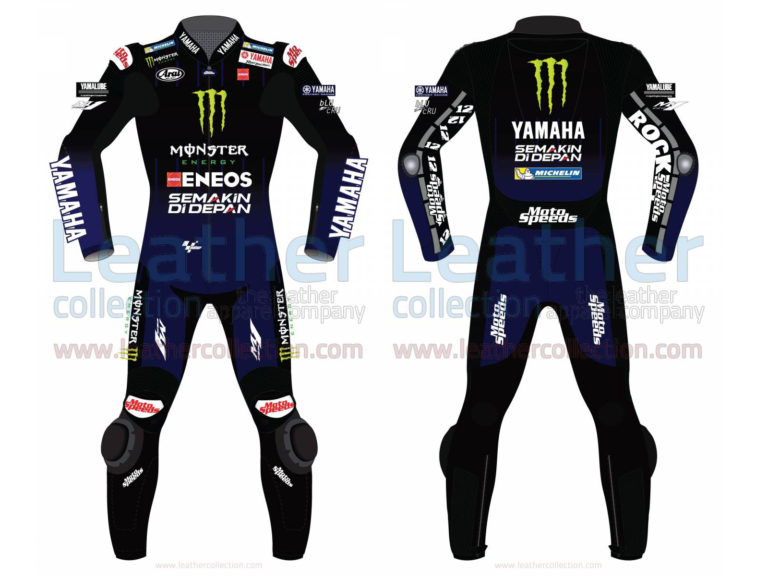 MAVERICK VINALES YAMAHA MONSTER MOTOGP 2019 SUIT