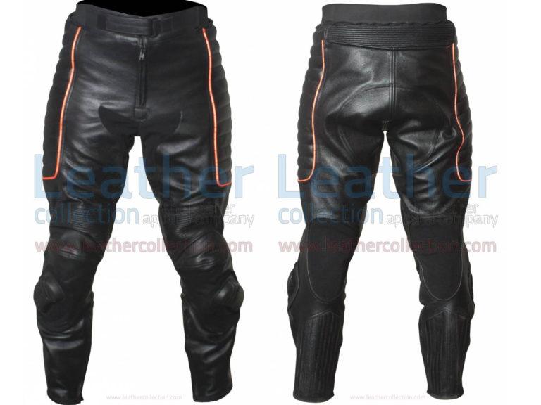 X-MEN MOTORBIKE LEATHER RACING PANTS
