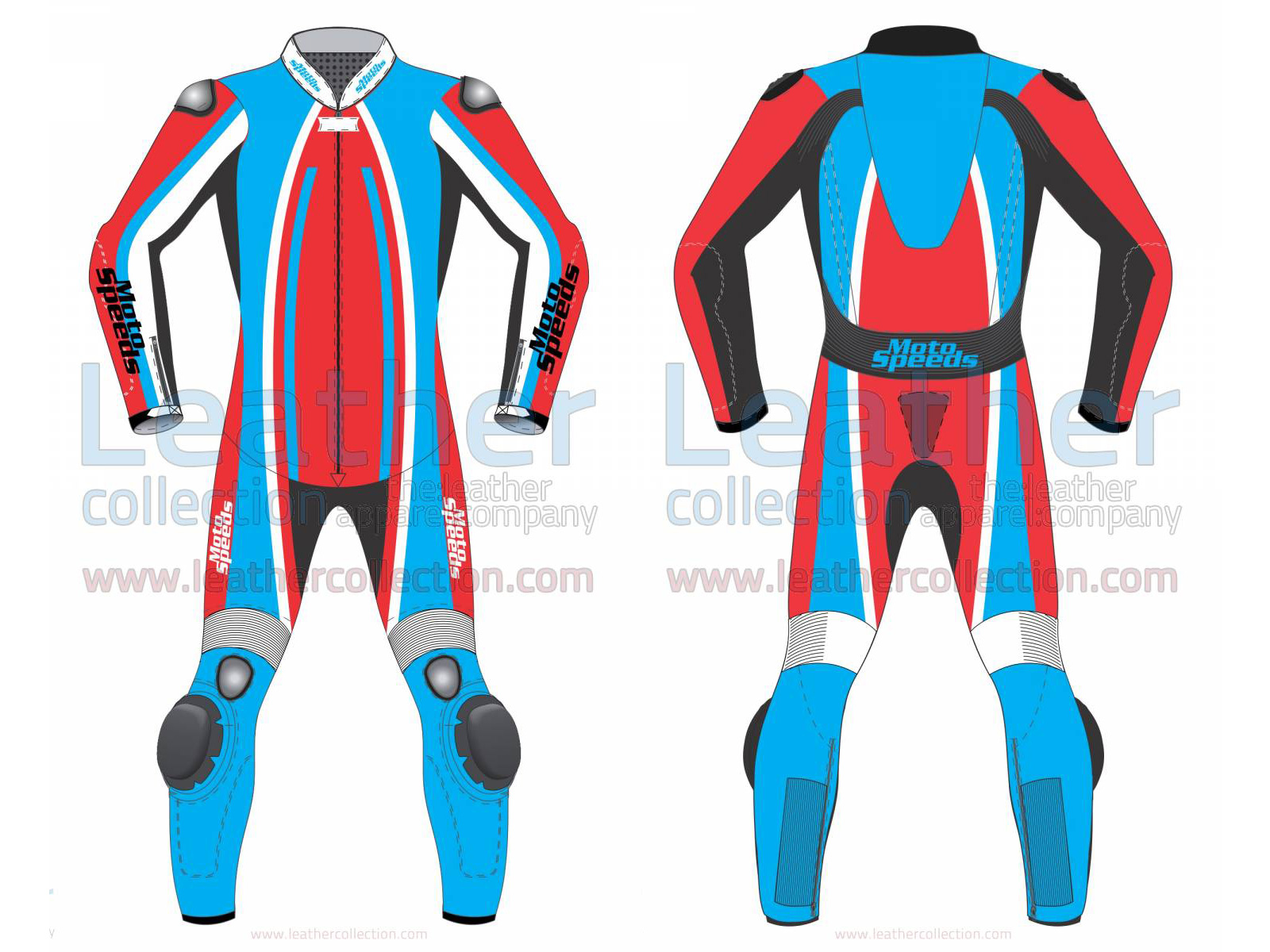 TRACK LEATHER RACE SUIT