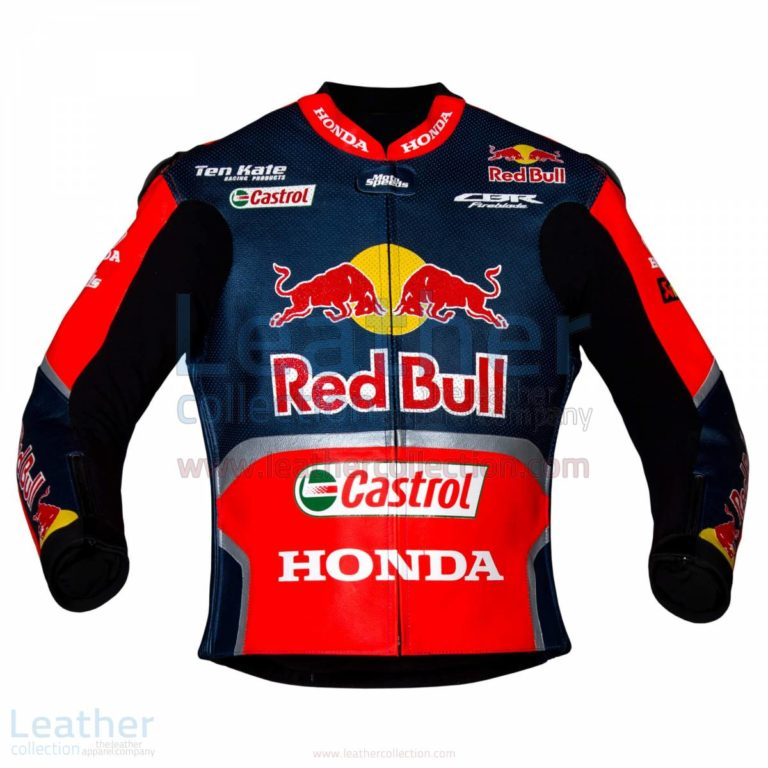 Nicky Hayden Red Bull Honda WSBK 2017 Race Jacket