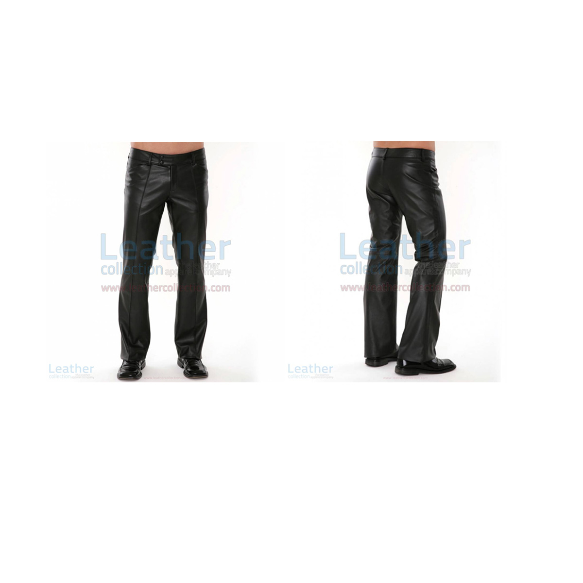 SMOKIN HOT MENS LEATHER PANTS