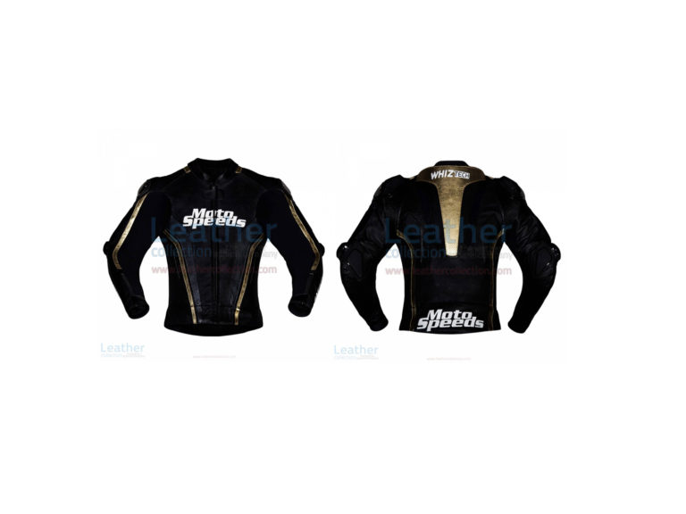 WHIZ TECH LEATHER MOTORCYCLE JACKET