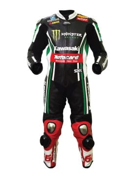 Leather motogp suit 2015