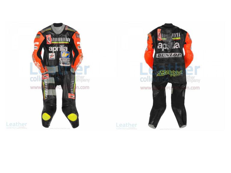 MAX BIAGGI LEATHERS APRILIA GP 1995 RACING