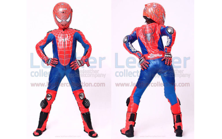 SPIDERMAN 3 RIDING LEATHERS
