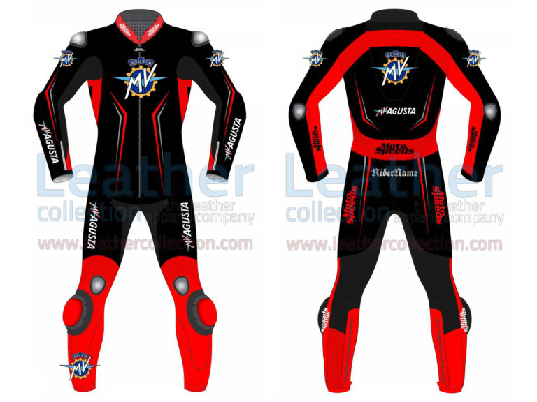 MV Agusta 2017 Motorcycle Leather Suit