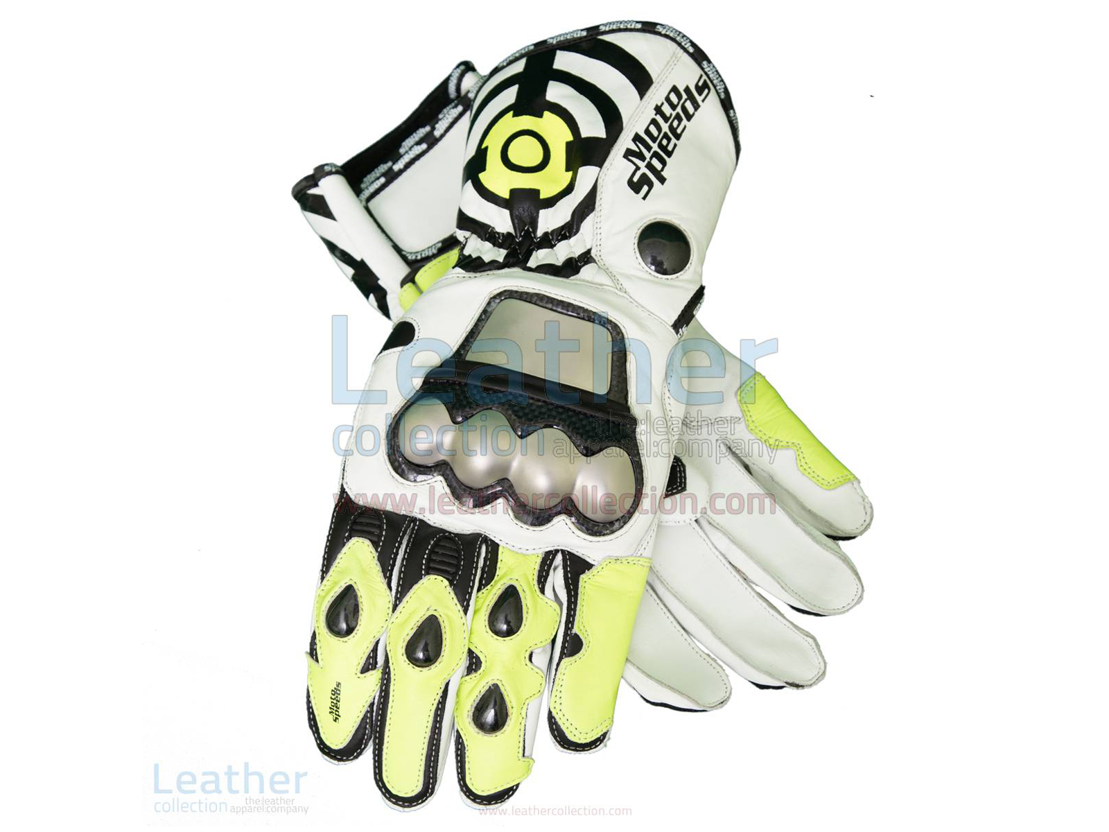 Andrea Iannone 2015 Leather Racing Gloves