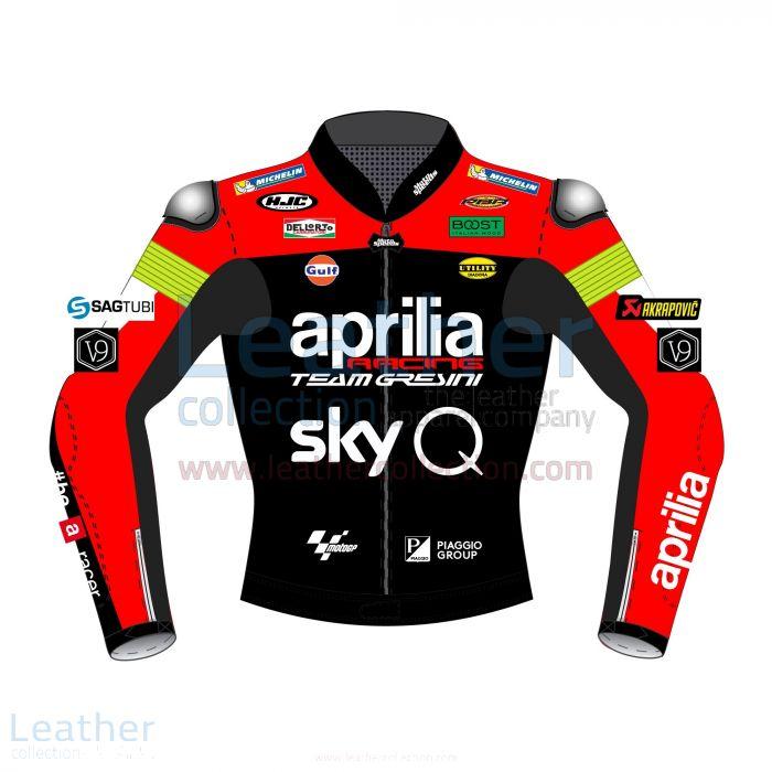 Andrea Iannone Aprilia Racing MotoGP 2019 Jacket front view