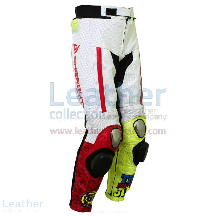 Andrea Iannone Ducati Motorcycle Racing Pants side view