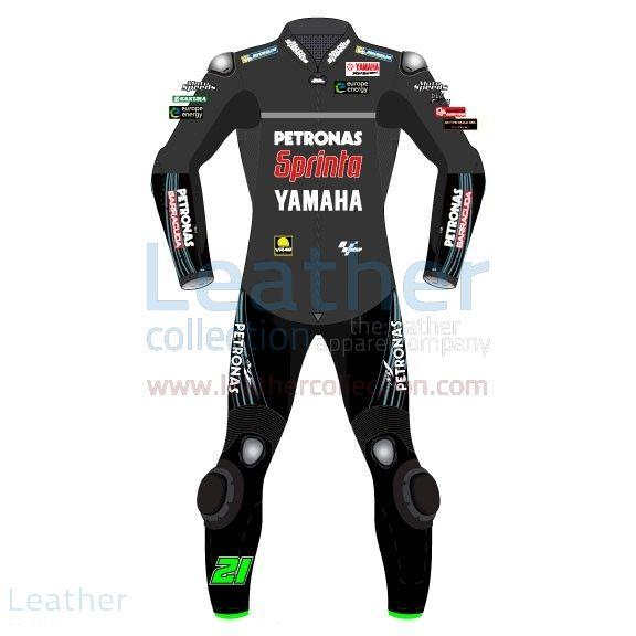 Franco Morbidelli Petronas Yamaha MotoGP 2019 Race Suit front view