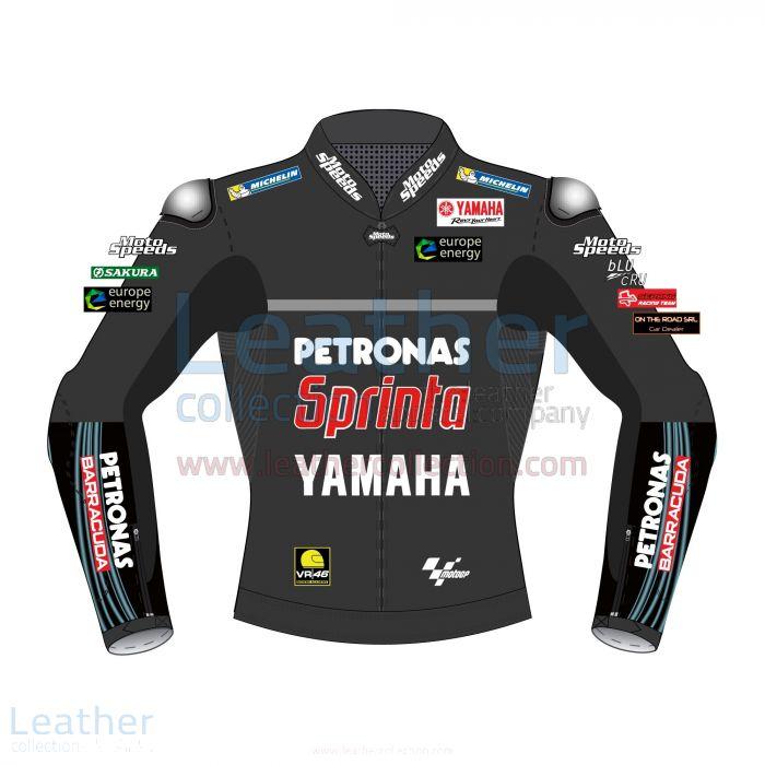 Franco Morbidelli Petronas Yamaha MotoGP 2019 Racing Jacket front view