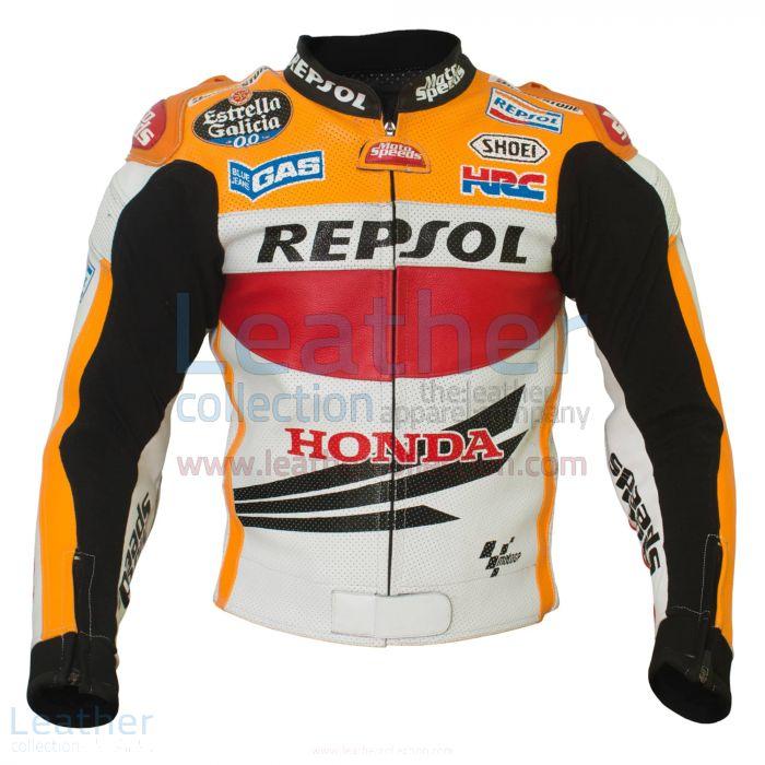 Honda Repsol 2013 Marquez Race Jacket front view