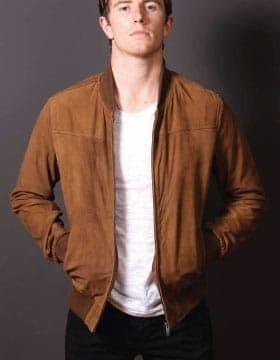 Jackets For Men - Mens Leather Bomber Jacket - Buy Best Bomber Jacket For Mens