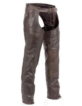 Chaps Motorcycle - Motorcycle Leather Chaps