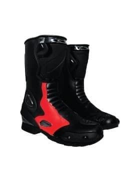 Footwear Motorcycle - Leather Motorcycle Boots - Racing Boots | Leather Collection
