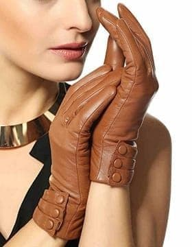 Guantes Mujeres - Guantes De Cuero Mujer | Leather Collection