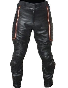 Pants Motorcycle - Leather Motorcycle Pants With Reliable Safety | Leather Collection