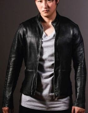 ジャケット 男性用 - High Quality Men Short Body Leather Jackets