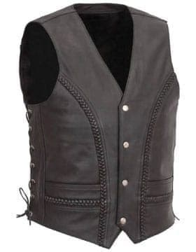 Gilets Moto - Gilet Cuir Moto - Acheter Maintenant | Leather Collection