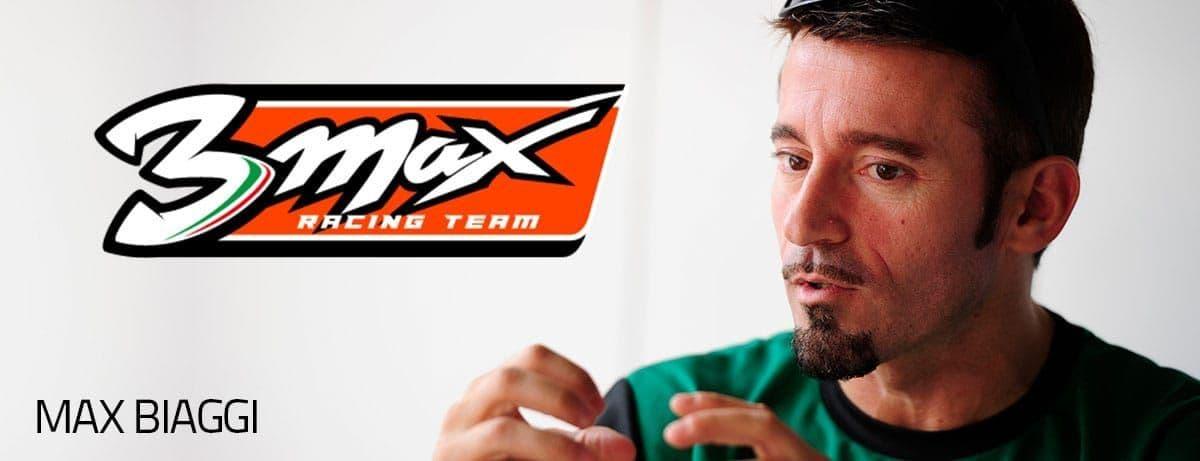 Max Biaggi Riders - Max Biaggi GP Leathers - Leather Collection