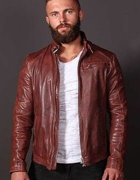 Jackets For Men - Leather Jackets for Men | Leather Collection