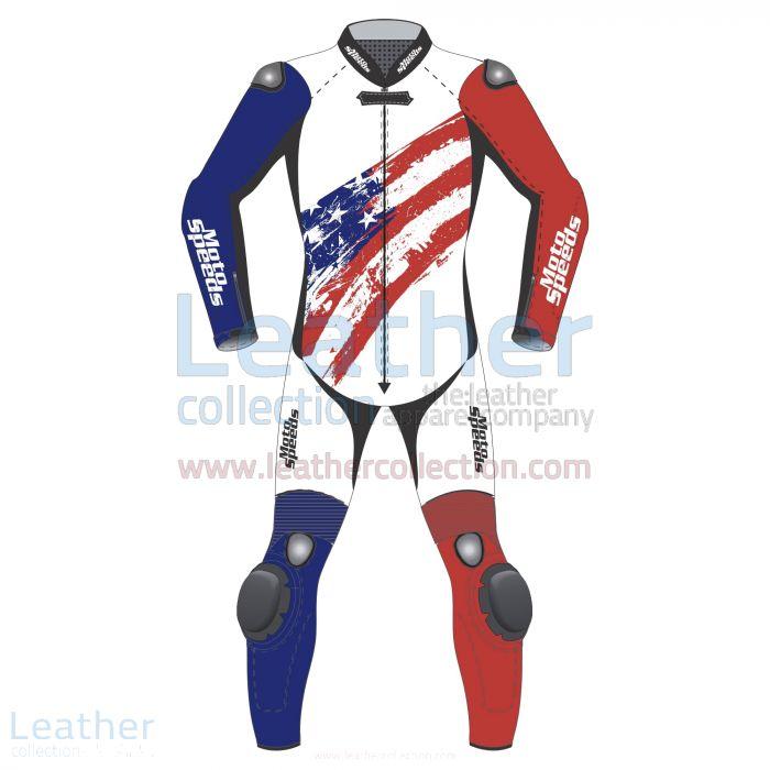 Patris Moto Suit front view