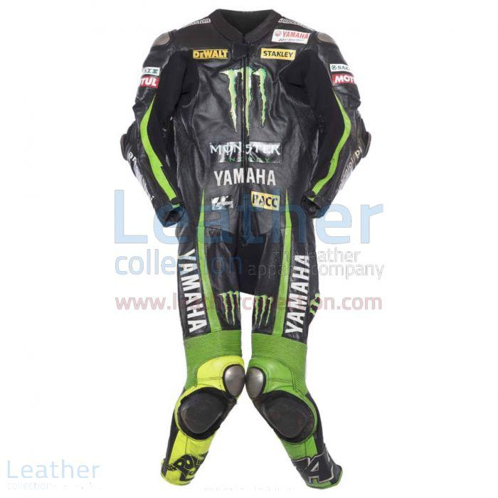Pablo Nieto Aprilia GP 2004 Leather Suit front view