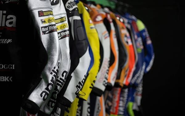 MotoGP - Replica MotoGP Race Leathers Suit, Jackets, Pants, Gloves & Boots