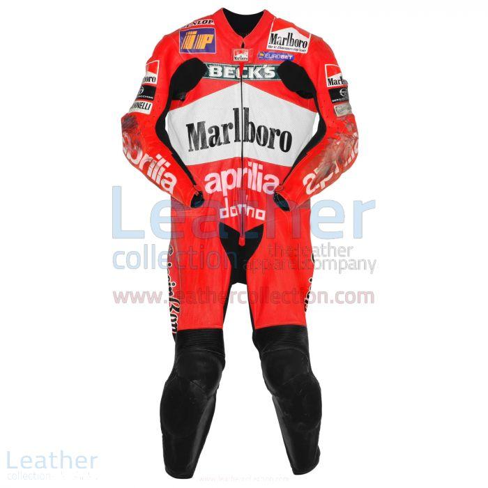 Ralf Waldmann Aprilia Cuirs GP 1999 Vue de Face