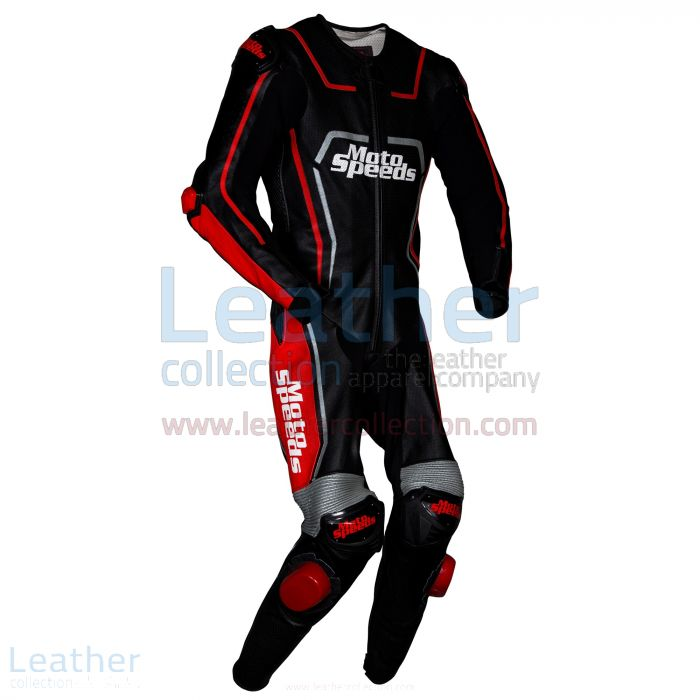 Savitar Pro for Isle of Man TT 2019 Race Suit front view
