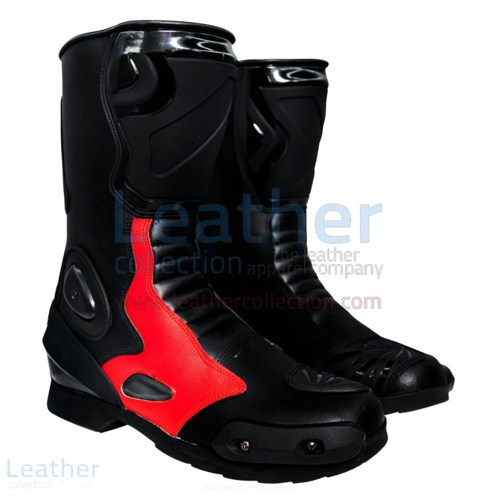 Silverstone Motorcycle Race Boots right view
