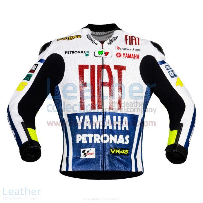 Valentino Rossi Fiat Yamaha MotoGP 2010 Race Jacket front view