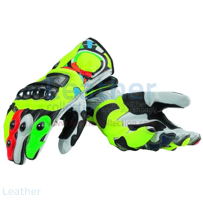 Valentino Rossi Team Ducati Replica Gloves 1