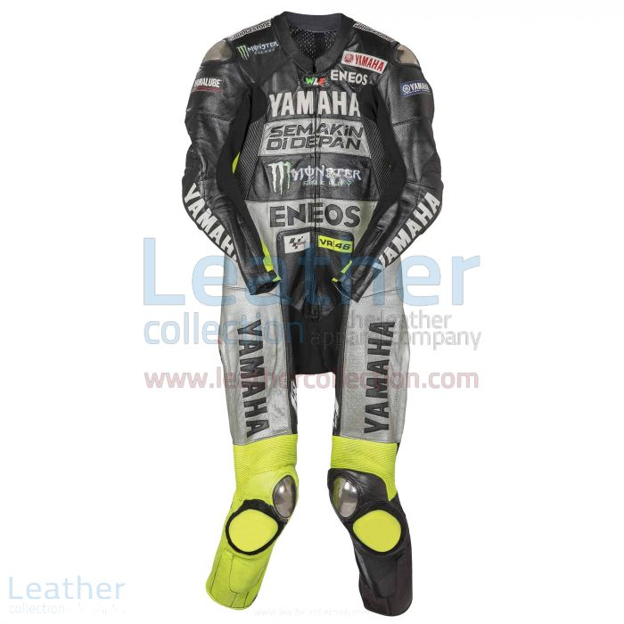 Valentino Rossi Winter Test Costume MotoGP 2013 Vue de Face