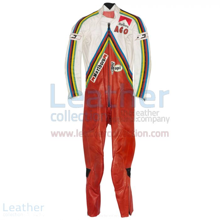 Pick it Now Giacomo Agostini MV Agusta GP 1975 Race Suit for $899.00